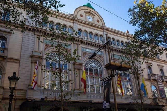 Gran Teatre del Liceu de Barcelona (arxiu)