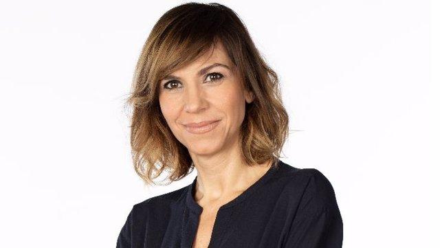 La periodista Cristina Puig