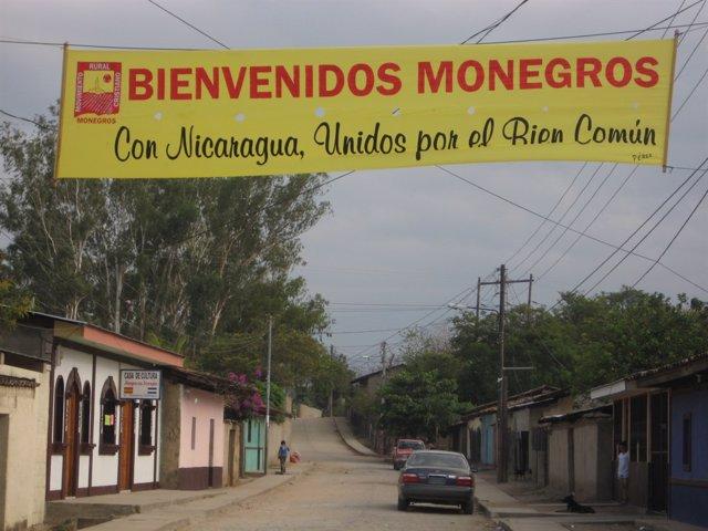 La ONG Monegros con Nicaragua celebra sus 20 años de cooperación.