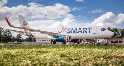 Argentina otorga rutas de cabotaje e internacionales a la aerolínea lowcost chilena Jetsmart