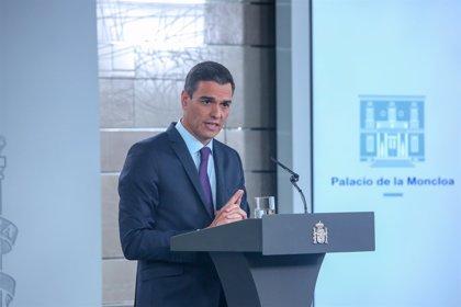 Pedro Sánchez expresa sus condolencias a las familias de los tres montañeros españoles fallecidos en Perú