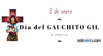 8 de enero: Día del Gauchito Gil en Argentina