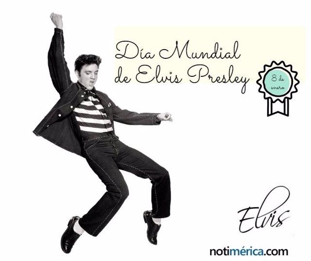 Día Mundial de Elvis Presley