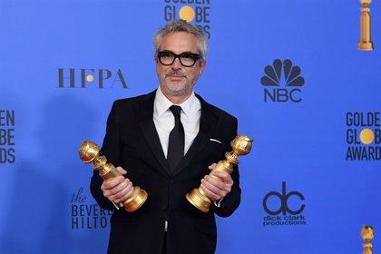 El mexicano Alfonso Cuarón defiende Roma y a Netflix tras su victoria en los Globos de Oro