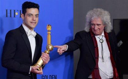 Bohemian Rhapsody: Bryan Singer hace suya la victoria en los Globos de Oro