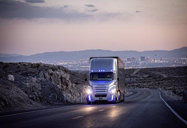 Camión de Daimler