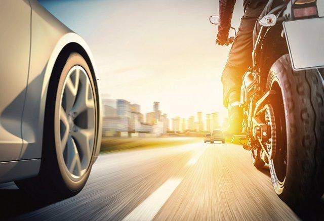 Recurso vehículo y motocicleta