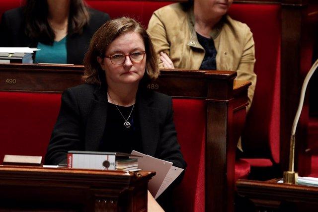 La ministra de Asuntos Europeos de Francia, Nathalie Loiseau