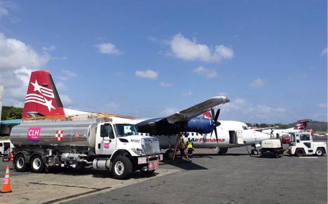 CLH opera en aeropuerto de Panamá