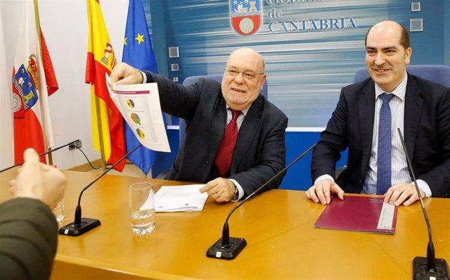 Juan José Sota y José Manuel Callejo