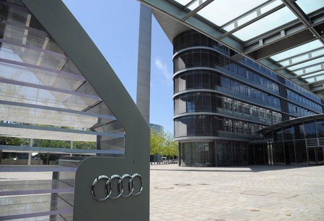 Sede de Audi en Ingolstadt (Alemania)