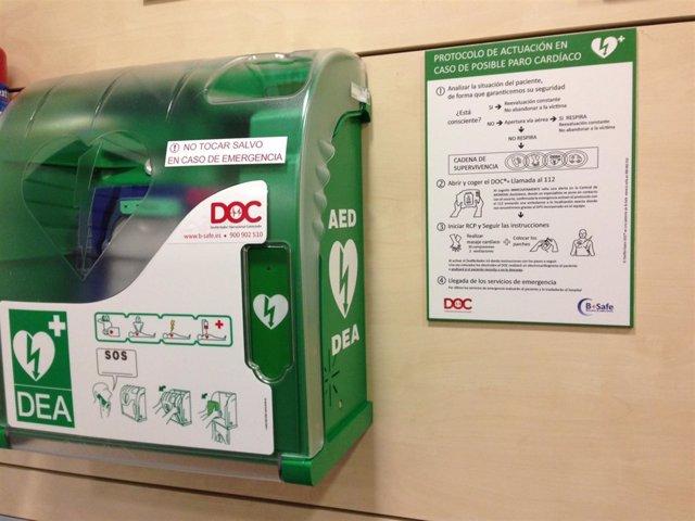 Instalación DOC con Cartel