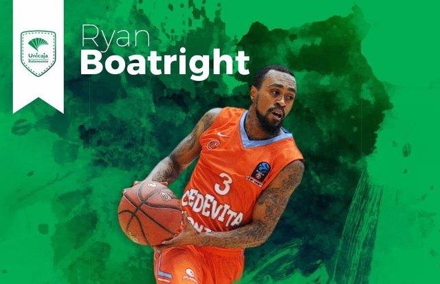 El Unicaja refuerza su dirección de juego con Ryan Boatright
