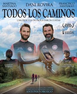 Todos los Caminos, película de Dani Rovira