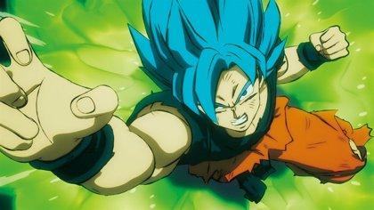 Dragon Ball Super Broly llega a los cines en España el 1 de febrero