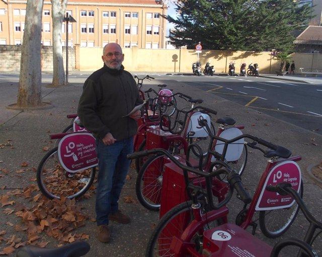 La Estación Intermodal de Tren será punto de alquiler de bicicletas