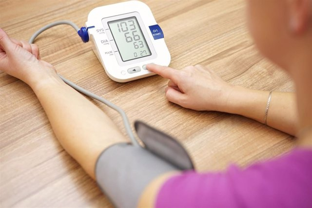 Medir la presión arterial