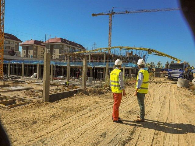 Pisos de nueva construcción