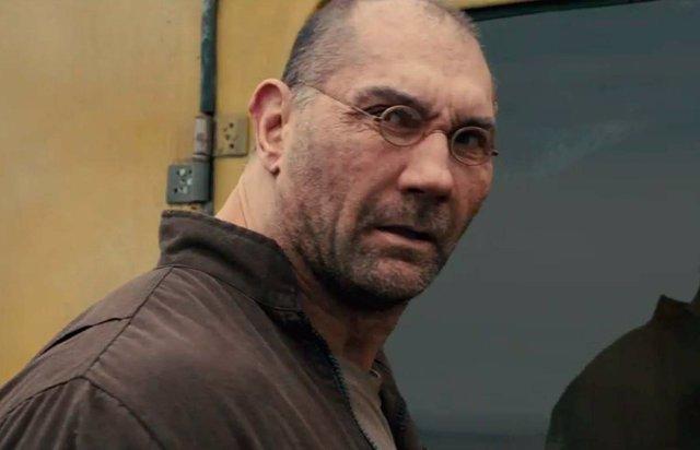 Dave Bautista en Blade Runner 2049