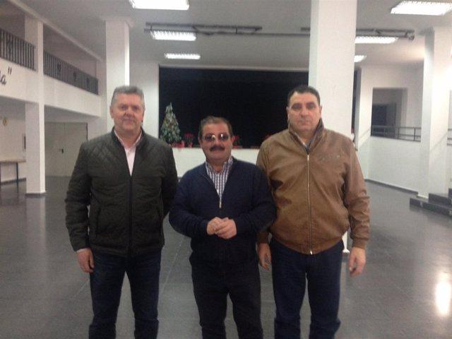 Visita de Castro a Albanchez de Mágina