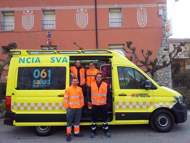 Las comarcas de Sobrarbe y Ribagorza cuentan con una UME