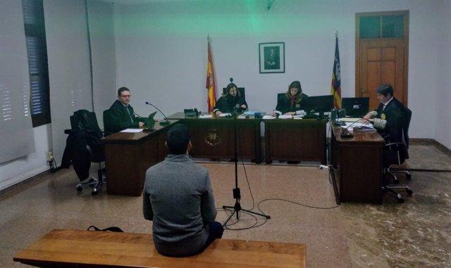 Juicio al abogado Vicente 'Coco' Campaner por romper una medida cautelar
