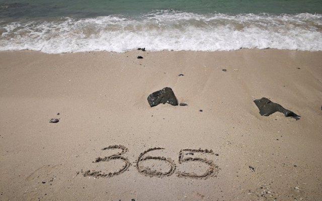 365 páginas: ¡no pases, vive tu historia cada día del año!