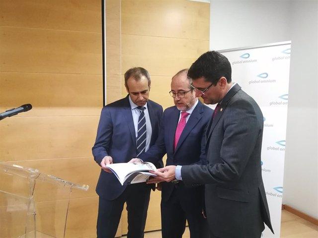 """UPV y Global Omnium presentan sus """"casos de éxito"""" con un libro"""