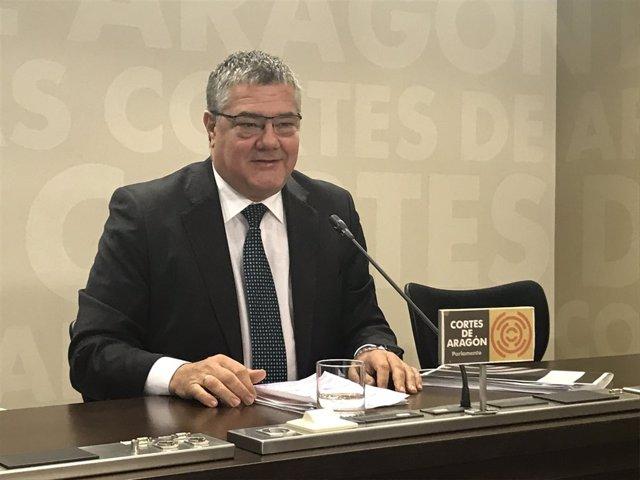 Antonio Torres, diputado del PP
