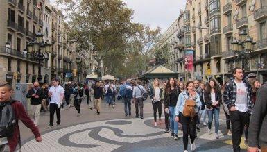 Catalunya va fregar el ple d'ocupació hotelera durant el cap de setmana d'any nou (Europa Press - Archivo)