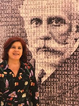 La diputada en el Congreso Elvira Ramón