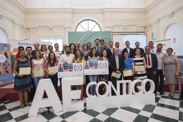 Premios Andalucía Emprende 2018
