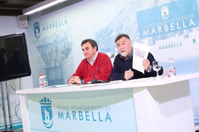 Junta de gobeirno local de Marbella