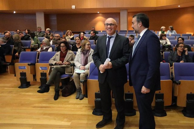 Reunión en el Sergas para trabajar en un nuevop modelo de Atención Primaria.