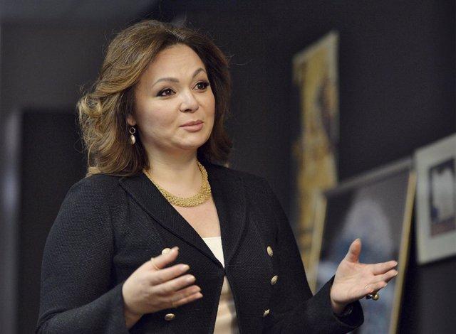 Natalia Veselnitskaya, abogada rusa que se reunió con Donald Trump Jr.