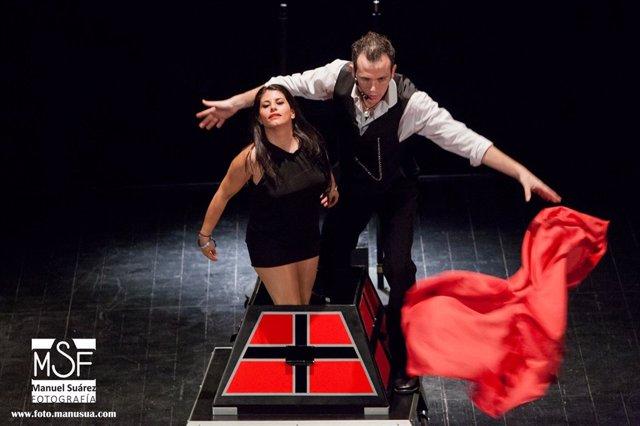 Magia en el Teatro Alameda de Sevilla