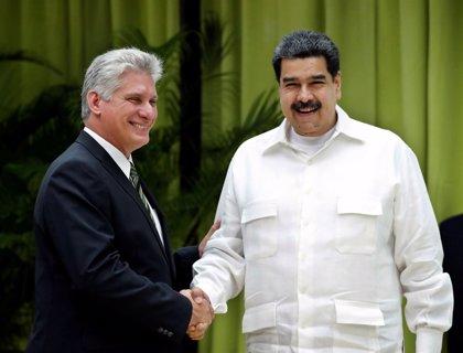 El presidente cubano confirma que asistirá a la toma de posesión de Nicolás Maduro