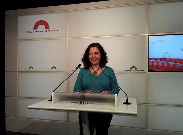 Susanna Segovia, CatECP