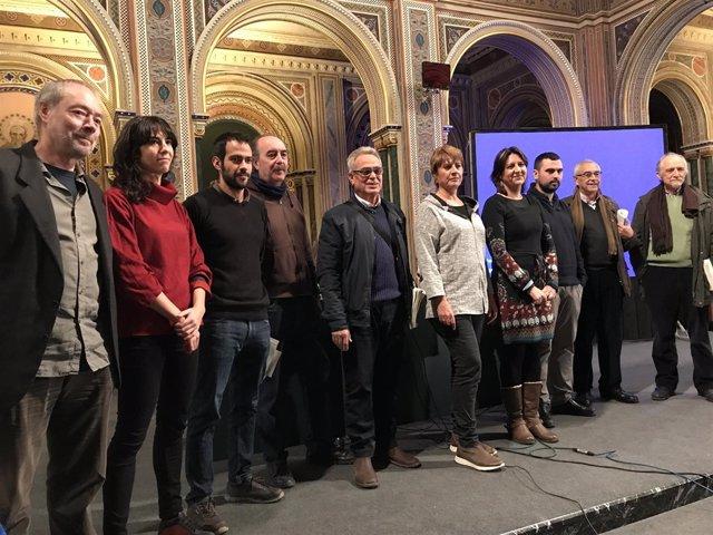 Víctimas de la represión franquista anuncian una querella por torturas (Archivo)