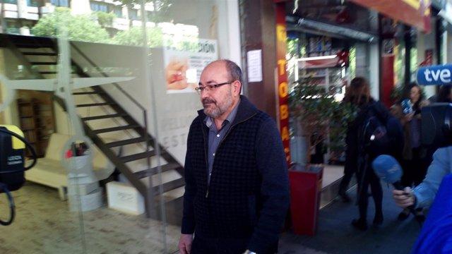 El catedrático de la UIB Pablo Vicente Escribá