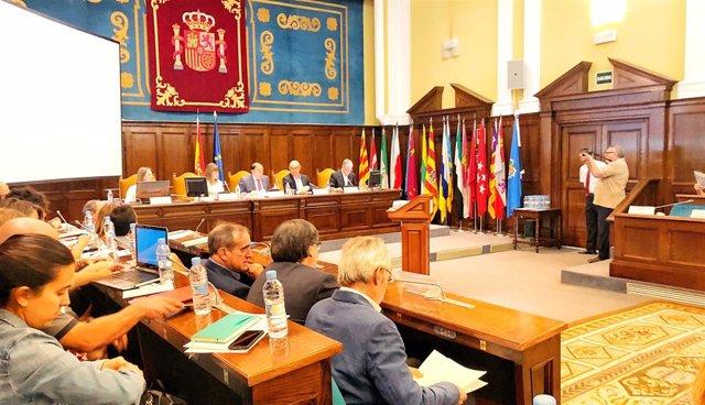 Pleno del Consejo Escolar del Estado