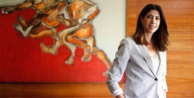 La exatleta Carlota Castrejana