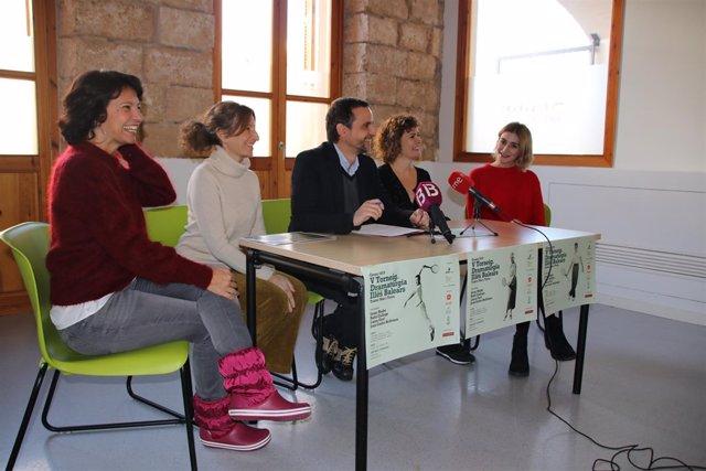 Presentación del V Torneo de Dramaturgia Baleares