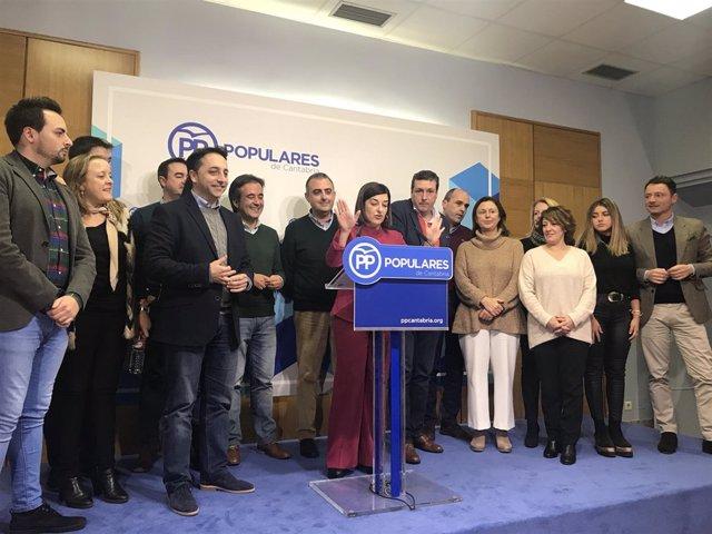 Declaración de Sáenz de Buruaga tras el comité ejecutivo