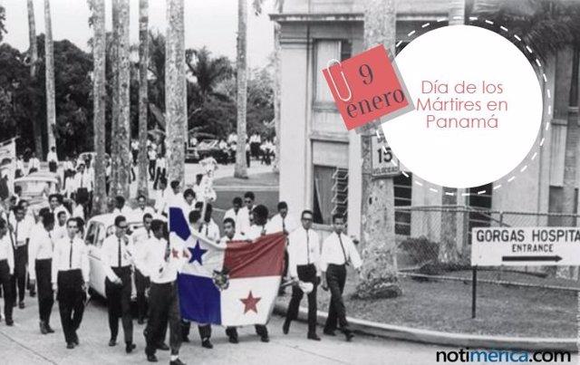 Día de los Mártires en Panamá