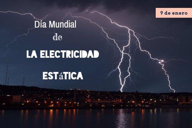 Día Mundial de la Electricidad Estática