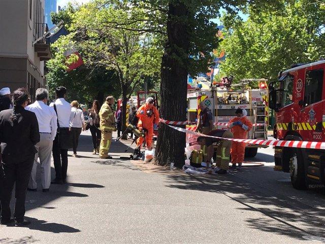 Las autoridades investigan varios paquetes sospechosos en Australia