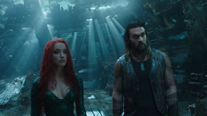 Censuran una escena de 'Aquaman' en Arabia Saudí e Indonesia