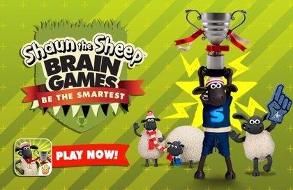 Tap Tap Tales y Aardman presentan 'La Oveja Shaun - Entrena tu mente'