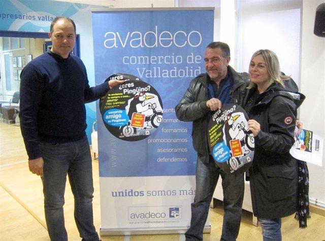 Presentación de la campaña de Avadeco y Pingüinos 09-01-2018
